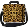 Designer Sleeves Leopard Executive Sleeve; 17''