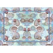Betsy Drake Interiors Shells Placemat (Set of 4)
