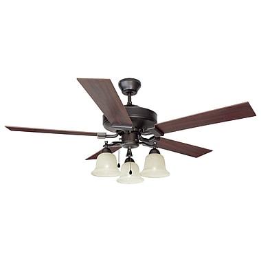 Design House 52'' Ironwood 5 Blade Fan