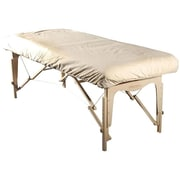 Sivan Flannel Fitted Massage Table Cover