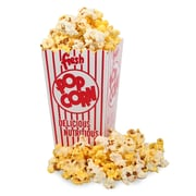 Great Northern Popcorn Movie Theater Popcorn Box with Open Top; 50 Boxes