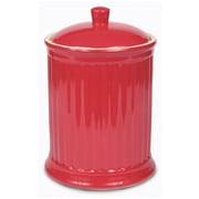 Omniware Simsbury Extra Large Canister; Red
