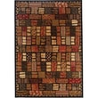 Couristan Everest Cairo/Midnight Rug; 7'10'' x 11'2''