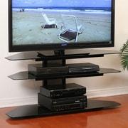 Transdeco Deco Entertainment TV Stand