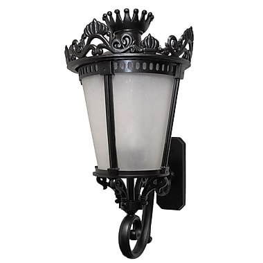Melissa Tuscany 3-Light Outdoor Sconce; Old World