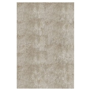 Momeni Luster Shag Hand-Tufted Champagne Area Rug; 2' x 3'