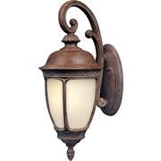 Maxim Lighting Knob Hill EE 1-Light Outdoor Wall Lantern; 33'' H x 13'' W