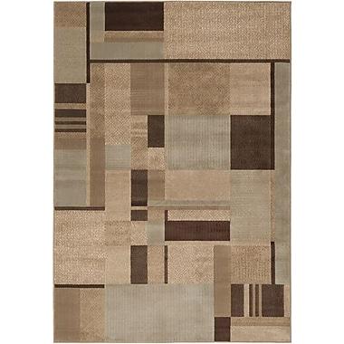 Surya Lenoir Parchment Rug; 6'7'' x 9'6''