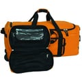 Mercury Luggage Mini Monster / Stowable Locker; Orange