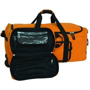 Mercury Luggage Mini Monster 33'' Stowable Locker; Orange
