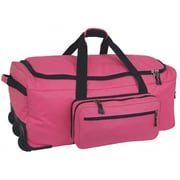 Mercury Luggage Mini Monster 33'' Stowable Locker; PInk