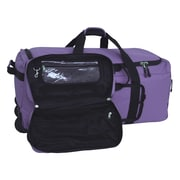 Mercury Luggage Mini Monster 33'' Stowable Locker; Purple