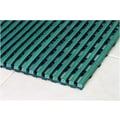 Mats Inc. World's Best Barefoot Mat 2' x 10' Safety and Comfort Mat in Forest Green