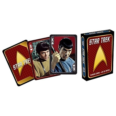 NMR Star Trek Original Series Playing Cards