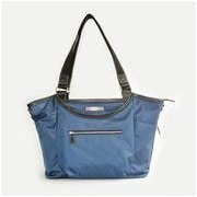 Clark & Mayfield Bellevue Laptop Tote Bag; Navy