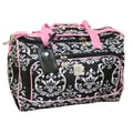Jenni Chan Damask 18'' City Travel Duffel