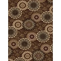Central Oriental Encore Carolina Dark Wine Rug; 3'3'' x 5'3''