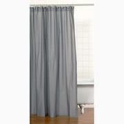 One Grace Place Teyo's Tires Cotton Shower Curtain