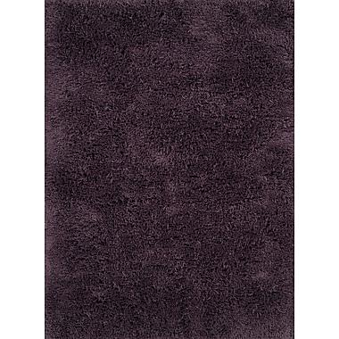 Momeni Comfort Shag Fig Area Rug; 8' x 10'