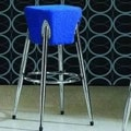 International Design Space Bar Stool with Cushion