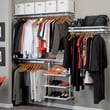 Orginnovations Inc Arrange a Space Best Closet System; 84'' H x 100'' W x 11.75'' D