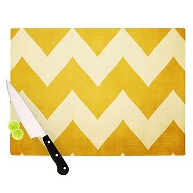 KESS InHouse 1932 Cutting Board; 11.5'' H x 8.25'' W x 0.25'' D