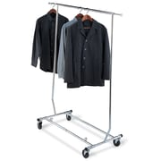 OIA Ultra Garment Rack in Chrome