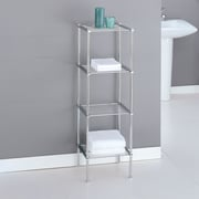 OIA Metro 13'' x 41.13'' Bathroom Shelf