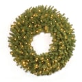 National Tree Co. Norwood Fir 30'' Pre-Lit Wreath