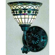 Meyda Tiffany Tiffany Roman 1 Light Wall Sconce