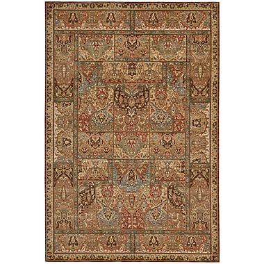 Nourison Living Treasures Rug; Round 5'10''