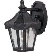 Maxim Lighting Garden VX 1-Light Outdoor Wall Lantern