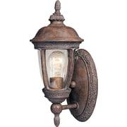 Maxim Lighting Knob Hill VX 1-Light Outdoor Wall Lantern