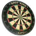 GLD Shot King Bristle Dart Board