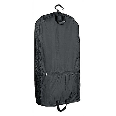 Preferred Nation Quick Trip Extra Wide Garment Bag; Navy