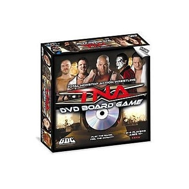 GDC-GameDevCo.Ltd TNA Wrestling DVD Board Game