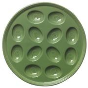 Fiesta Egg Tray; Shamrock