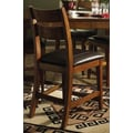 Klaussner Furniture Urban Craftsmen Bar Stool