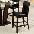 Hokku Designs Uptown Bar Stool with Cushion (Set of 2)