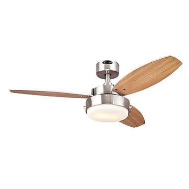 Westinghouse Lighting 42  Alloy 3 Blade Ceiling Fan