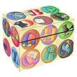 Lexington Studios ABC Circles Photo Storage Box