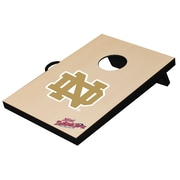 Tailgate Toss NCAA Table Top Bean Bag Toss Game; Notre Dame