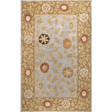Bashian Rugs Essex Light Blue Area Rug; 5'6'' x 8'6''