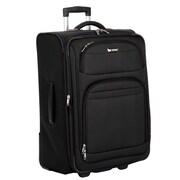 Delsey Helium Quantum 29'' Suitcase; Black