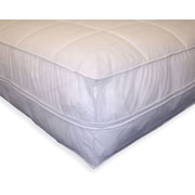 Bed Bug & Dust Mite Control Water Resistant Polypropylene All-In-One Mattress Pad & Protector