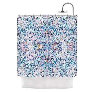 KESS InHouse Looking Shower Curtain
