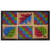 Imports Decor Creel Leaves Rope Doormat; 18'' x 30''