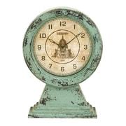 Woodland Imports London Table Clock