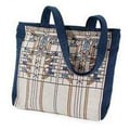 Rennie & Rose Design Group Frank Lloyd Wright Waterlilies Unlined Shoulder Tote Bag