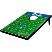 Tailgate Toss NCAA Football Cornhole Game; Duke